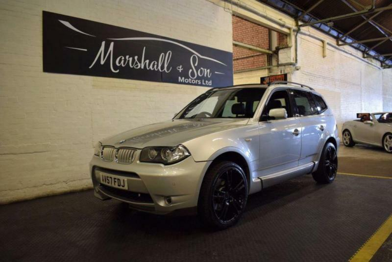 2007 57 bmw x3 3 0 sd m sport 5d auto 282 bhp diesel in sutton coldfield west midlands gumtree. Black Bedroom Furniture Sets. Home Design Ideas