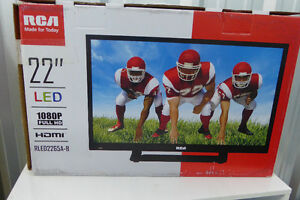 """RCA 22""""LED TELEVISION - NEW PRICE"""