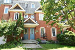 SANDY HILL - 2 bedroom + Den Townhome For RENT