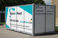 Moving – portable storage containers and self storage space