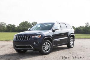 2014 Jeep Grand Cherokee SUV, Crossover