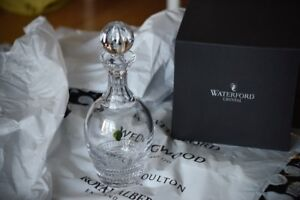Waterford Town & Country Crystal Decanter