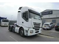 Iveco Stralis 460 ECO 6X2 TRACTOR UNIT HIGH CAB