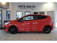 Ford Fiesta 1.0 ZETEC S RED EDITION 2016/66 WITH JUST 4000 MILES FROM NEW