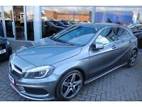 Mercedes A250 BLUEEFFICIENCY ENGINEERED BY AMG