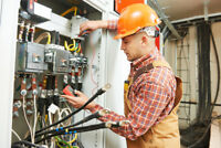 Electrician wanted to do small job LABOR ONLY $200 CASH