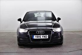 2015 Audi A3 TDI S LINE Diesel black Manual