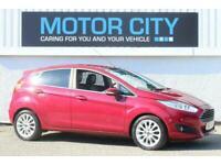 2015 Ford Fiesta TITANIUM X Hatchback Petrol Manual