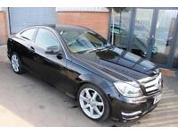 Mercedes C250 CDI AMG SPORT EDITION.