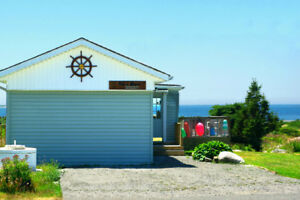 Oceanfront Vacation Rental - Cape Sable Island - 2 night minimum