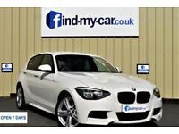 2013 13 BMW 120 2.0TD ( 184bhp ) 4X4 xDrive Sports Hatch d M Sport