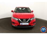 2018 Nissan Qashqai 1.2 DiG-T Acenta [Smart Vision Pack] 5dr Hatchback Petrol Ma