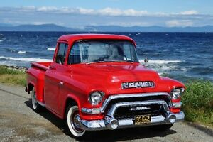 Trade 56 GMC for 62-65 Nova or Acadian 2door hardtop