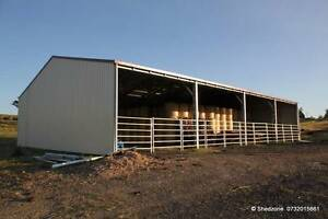 SHEDZONE   Farm/Hay Shed Hatton Vale Lockyer Valley Preview