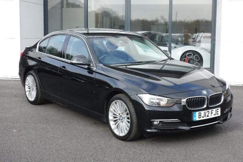 2012 BMW 3 Series 2.0 320d Luxury 4dr