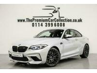 2019 BMW M2 COMPETITION PRO NAV PRIVACY 19s BMWSH Auto Coupe Petrol Automatic