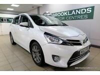 Toyota Verso 2.0 D-4D EXCEL [3X SERVICES, SAT NAV, LEATHER, REVERSE CAM and PANO