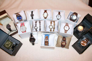 LARGE  LOT  OF  WRIST  WATCHES