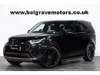 "2018 Land Rover Discovery SD4 HSE BLACK PACK 22"" HAWKE ALLOYS SIDE STEPS PA"