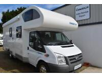 2011 CHAUSSON FLASH 11 6 BERTH FAMILY MOTORHOME FOR SALE