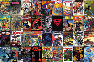 COMIC BOOKS WANTED