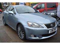 2011 11 LEXUS IS 250 2.5 AUTO F-SPORT GOOD AND BAD CREDIT CAR FINANCE AVAILABLE