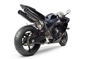 TWO BROTHERS 2009-2014 Yamaha R1 DUAL Slip-On Exhaust System