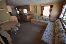 Preowned Willerby Salsa 3 bed at Lydstep, Nr Tenby Pembrokeshire, Part Exchange welcome