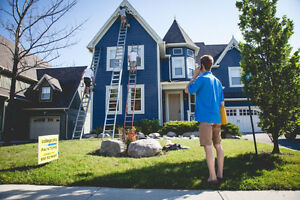 Giving Free Estimates for Painting your Beautiful House