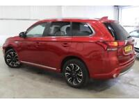2016 Mitsubishi Outlander 2.0 4hs CVT 4x4 5dr (5 seats)