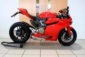 2012 Ducati 1199 Panigale Red 12,910 Miles 1 Owner | £228 pcm