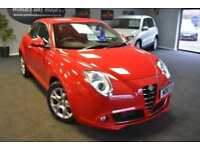 2010 Alfa Romeo Mito 1.4 TB MultiAir Lusso 3dr