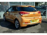 2016 Hyundai i20 1.4 Premium 5dr Hatchback Petrol Manual