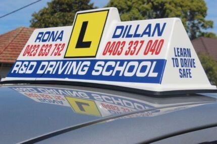 R & D Driving School Northmead Parramatta Area Preview