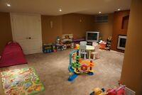 Home Daycare - Activa Area - 2 Spots Available