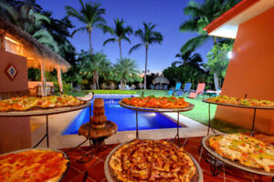 Vallarta and Pizza night awaits your arrival!!