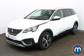 image for 2020 Peugeot 5008 1.2 PureTech Allure 5dr EAT8 Auto Estate Petrol Automatic