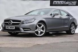 2012 Mercedes-Benz CLS 2.1 CLS250 BlueEFFICIENCY AMG Sport 7G-Tronic Plus