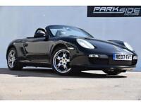 2007 Porsche Boxster 2.7 987 Tiptronic S 2dr