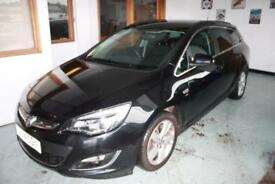 Vauxhall/Opel Astra 1.6i VVT 16v ( 115ps ) Sports Tourers 2014 SRi
