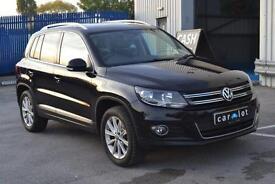 2012 Volkswagen Tiguan 2.0 TDI BlueMotion Tech SE 4WD 5dr (start/stop)