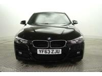 2013 BMW 3 Series 318D M SPORT Diesel black Automatic