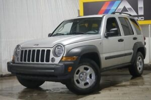 2006 Jeep Liberty Sport 4WD Sunroof  Super Clean!!