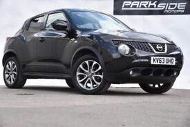 2013 Nissan Juke 1.6 16v Tekna (s/s) 5dr