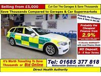 2012 - 12 - BMW 530 AC 3.0TD AUTOMATIC RAPID RESPONSE 5 DOOR ESTATE GUIDE PRICE