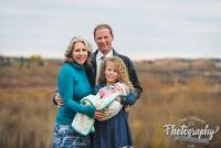 Fall/ Christmas Family Portraits