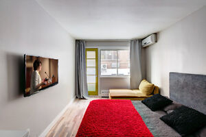 HOTEL ALTERNATIVE DOWNTOWN MONTREAL--STUDIO APARTMENT