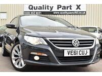 2012 Volkswagen CC 2.0 TDI BlueMotion Tech GT DSG 4dr