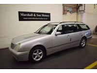 2003 53 MERCEDES-BENZ E CLASS 2.1 E220 CDI CLASSIC 5D AUTO 143 BHP 7 SEATS DIESE