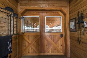 Indoor & Outdoor Horse Board at BEAUTIFUL Sky Haven Equestrian Peterborough Peterborough Area image 7